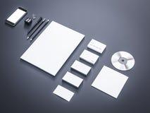 Mockup business template.  Premium Royalty Free Stock Photos