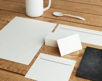 Mockup for designers Stock Photo