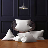 Mockup pillows in the interior. 3d Royalty Free Stock Photo