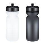 Mockup Plastic Sport Nutrition Drink Container Royalty Free Stock Photos