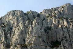 Moczy skały niewygładzone Zdjęcie Stock