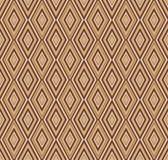 Modèle à motifs de losanges sans couture. illustration libre de droits