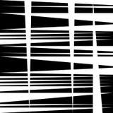 Modèle énervé approximatif, texture avec le triangula pointu aléatoire et chaotique illustration stock
