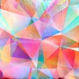 Modèle abstrait coloré Photos stock