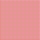 Modèle abstrait de nappe avec la couleur rouge photo libre de droits
