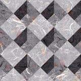 Modèle abstrait de panneautage - fond sans couture - texture de papier Images stock