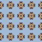 Modèle abstrait de vecteur avec des formes géométriques Photo libre de droits
