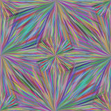 Modèle abstrait des formes géométriques, des lignes et des secteurs colorés Configuration sans joint Images stock