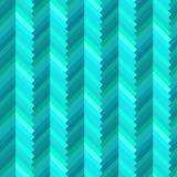 Modèle abstrait du bleu 3D, vecteur illustration de vecteur