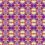 Modèle abstrait lumineux avec les taches colorées Image libre de droits