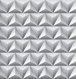 Modèle abstrait sans couture de triangle image stock