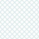 Modèle abstrait sans couture de vecteur avec des hexagones Images stock