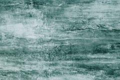 Modèle abstrait sur le mur des taches de la peinture verte Taches de mur de modèle dans le style d'aquarelle sur le fond vert R?s images libres de droits