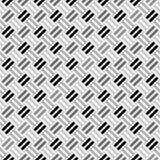 Modèle aigu monochrome sans couture de conception illustration de vecteur