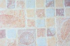 Modèle approximatif de mur Images libres de droits