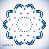 Modèle arabe géométrique image libre de droits
