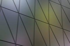 modèle architectural d'abrégé sur l'illustration 3D Images libres de droits