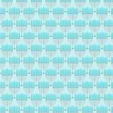 Modèle bleu-clair de menorah Images libres de droits
