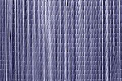 Modèle bleu de tapis de sraw de couleur Image libre de droits