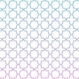 Modèle bleu et rose de couleur Photographie stock libre de droits