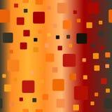 Modèle carré brillant Vecteur sans joint illustration libre de droits