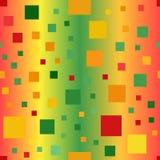 Modèle carré de gradient Vecteur sans joint illustration stock