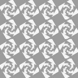 Modèle carré fleuri Vecteur sans joint Image libre de droits