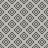 modèle carré minimal géométrique de graphique de grille photos stock
