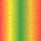 Modèle carré rougeoyant Vecteur sans joint illustration stock
