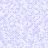 Modèle carré violet de diamant Fond sans joint de vecteur Photographie stock libre de droits