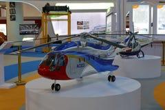 Modèle chinois de l'hélicoptère ac313 Images stock