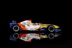 Modèle collectable de jouet, Renault Image libre de droits