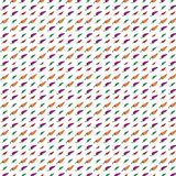 Modèle coloré de bande dessinée de piment fort Photos libres de droits