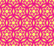 Modèle coloré géométrique Photographie stock