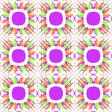 Modèle coloré sans couture de conception Photo libre de droits