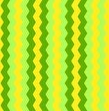 Modèle coloré sans couture de fond de zigzag de vecteur illustration de vecteur