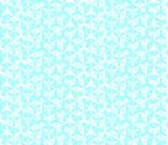 Modèle coloré sans couture moderne de la géométrie de vecteur Image libre de droits