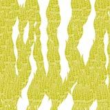 Modèle coneptual de feuilles sans couture modernes de vecteur Photo libre de droits