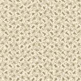 Modèle continu jaune en pastel avec la copie irrwgular de léopard photo libre de droits