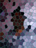 Modèle-couleur-labyrinthe Photographie stock libre de droits