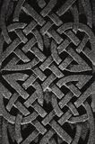 Modèle croisé celtique photographie stock libre de droits