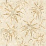 Modèle décoratif floral - papier peint intérieur Photos stock