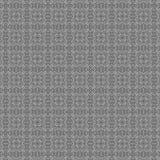 Modèle décoratif, lignes entrelacées, la combinaison des fragments des images Image stock