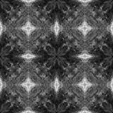 Modèle décoratif, lignes entrelacées, la combinaison des fragments des images Image libre de droits
