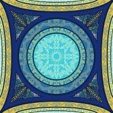 Modèle d'écharpe Image libre de droits