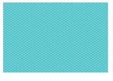 Modèle d'échelles de poissons de Bleu-Teal Photo libre de droits