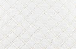 Modèle d'édredon de patchwork Images libres de droits