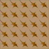 Modèle d'abrégé sur couleur d'or-café de texture illustration libre de droits