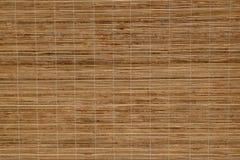 Modèle d'Abstact des abat-jour en bambou photos stock