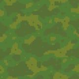 Modèle d'armée d'art de pixel Photos libres de droits